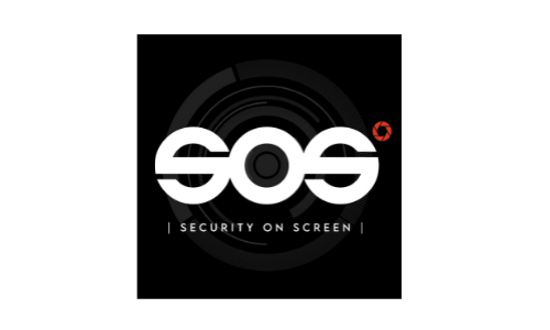 Security on Screen Logo